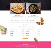 دانلود رایگان فایل لایه باز قالب Luxury PSD Template